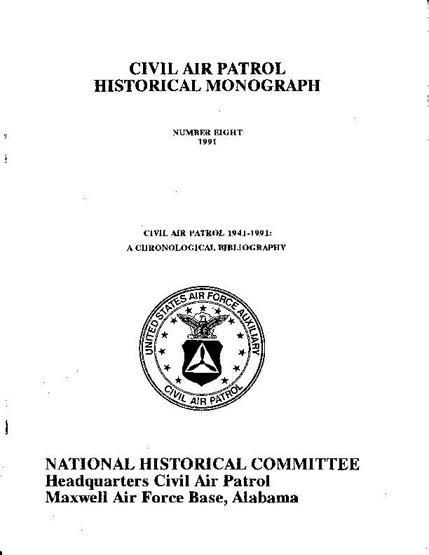 8 - CAP Bibliography, 1941-91.pdf