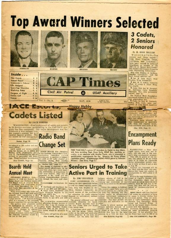 CAP Times: May 1959