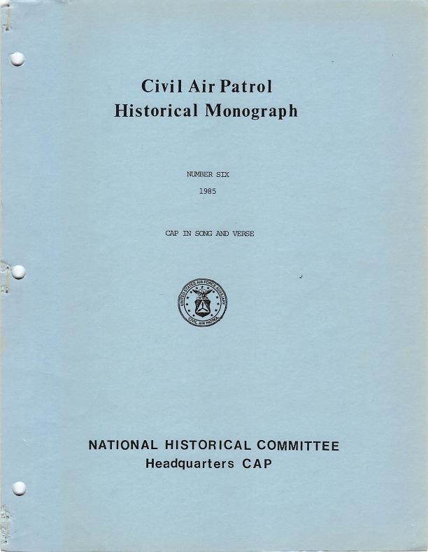 CAP Historical Monograph Number 6.pdf