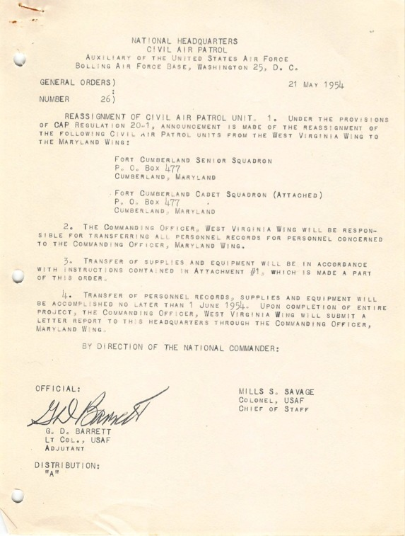 General Orders No. 26 May 21, 1954.pdf