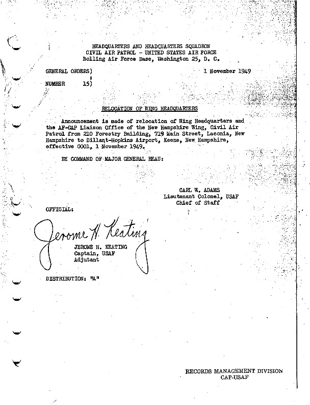 General Orders No. 15 November 1, 1949.pdf