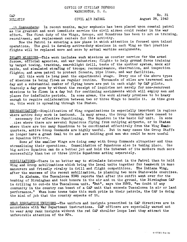 CAP News Bulletin No. 31, 28 August 1942.pdf