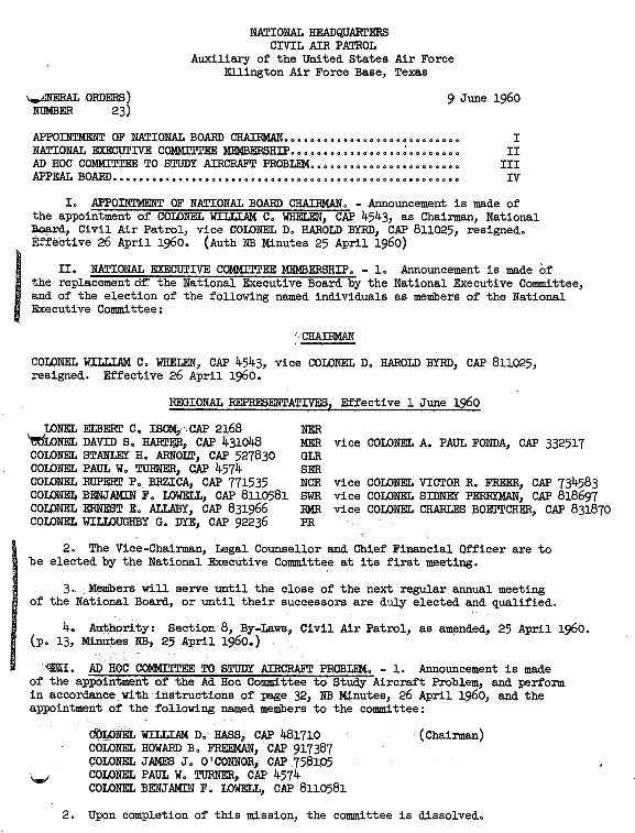 General Orders No. 23 June 9, 1960.pdf