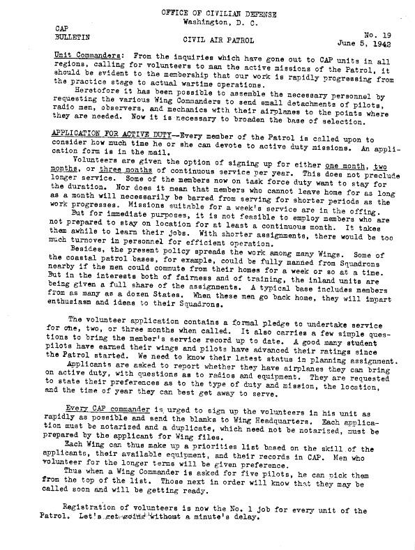 CAP News Bulletin No. 19, 5 June 1942.pdf