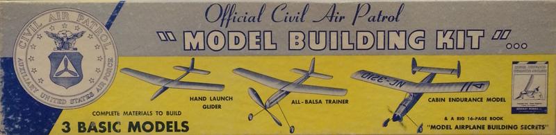Civil Air Patrol Model Building Kit