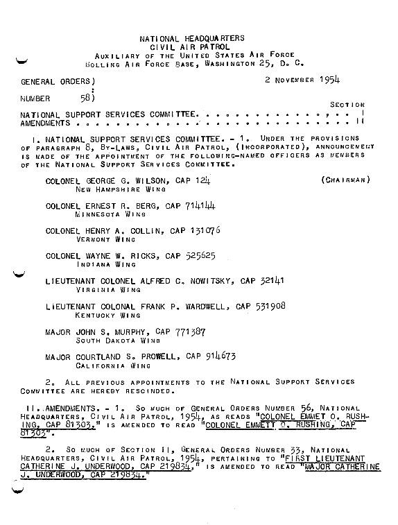 General Orders No. 58 November 2, 1954.pdf