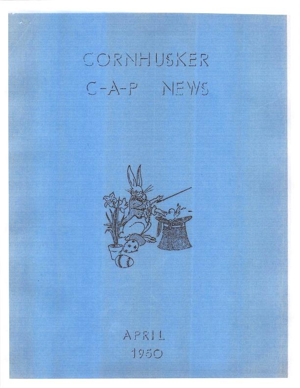 Cornhusker CAP News April 1950.pdf