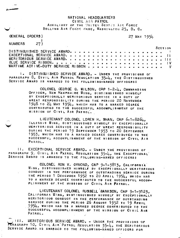General Orders No. 27 May 27, 1954.pdf