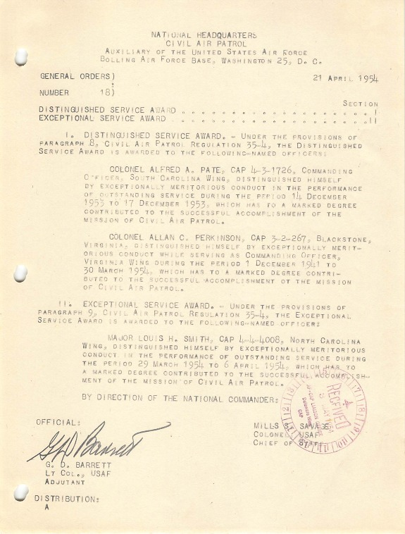 General Orders No. 18 April 21, 1954.pdf