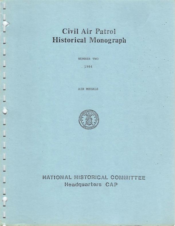 CAP Historical Monograph Number 2 1984.pdf
