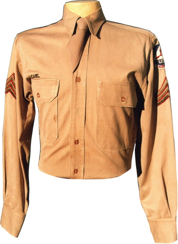 Male Cadet Shirt -1940s