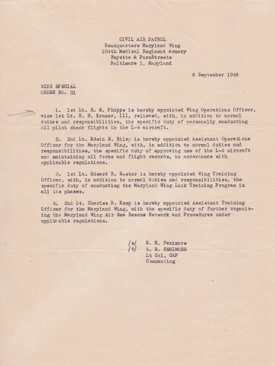 Phipps-8 September 1948-Wing Special Order No. 31.pdf