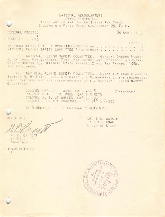 General Orders No. 21 April 29, 1954.pdf