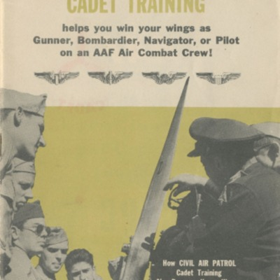 How Civil Air Patrol Cadet Training... (Booklet)