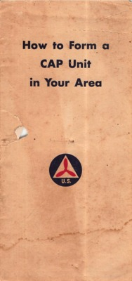 Brochure--How to Form a CAP Unit in Your Area (1944).pdf