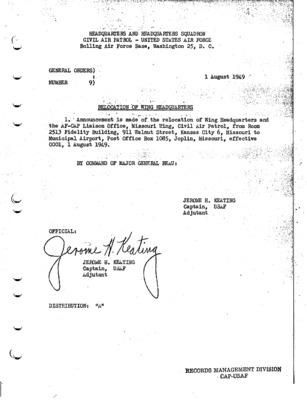 General Orders No. 9 August 1, 1949.pdf