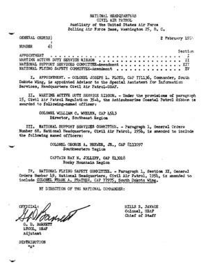 General Orders No. 6 February 2, 1955.pdf