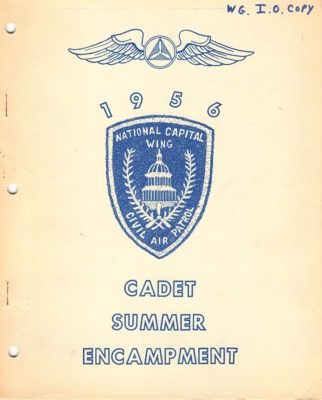 National Capital Wing Encampment Publications