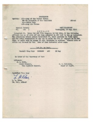 Personnel FIle--Special Orders No. 141[Promotion]--29MAY1943.pdf