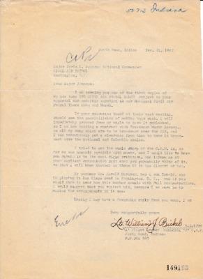 William J. Bickel to Earle L. Johnson - 21 December 1942.pdf