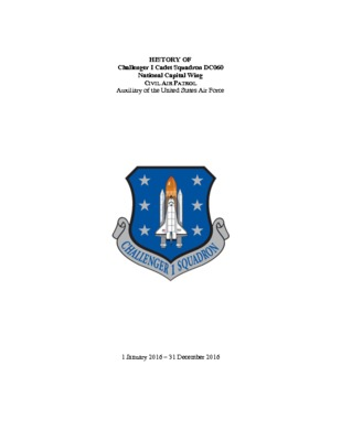 DC-060 - Challenger I Cadet Squadron - 2016 History.pdf