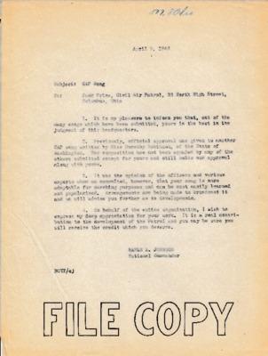 Jack Price to Earle L. Johnson - 9 April 1943.pdf