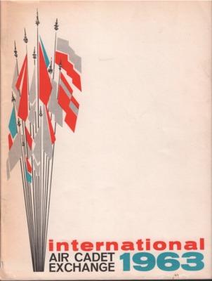 International Air Cadet Exchange Memory Books