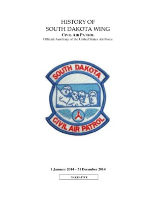 2014 South Dakota Wing History
