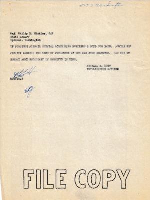 Kendall K. Hoyt to Philip H. Hinkley - Undated.pdf