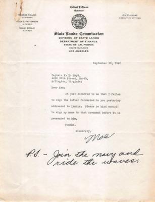CAP Correspondence [Received]--Clifford, J.M.--19SEP1942.pdf