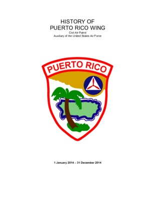2014 Puerto Rico Wing History