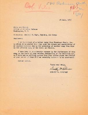 Dorothy M. Robinson to Kendall K. Hoyt - 24 July 1943.pdf