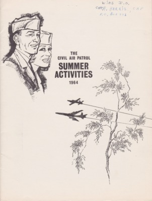 Cadet Summer Activities