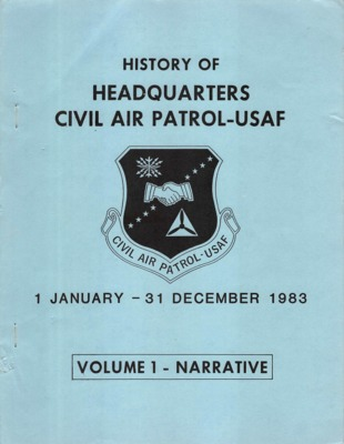 History of HQ. Civil Air Patrol - USAF, 1983.pdf