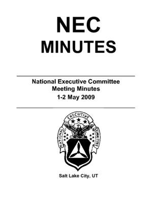 NEC Minutes_2009_MAY.pdf