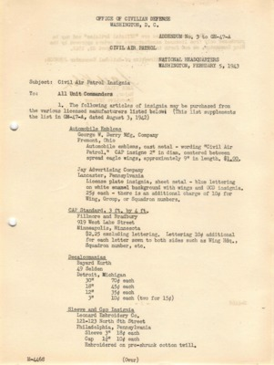 WWII Office of Civilian Defense Civil Air Patrol GM-47-A Addendum No.3.pdf