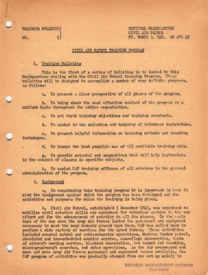 Training Bulletin No. 1 August 18, 1945.pdf