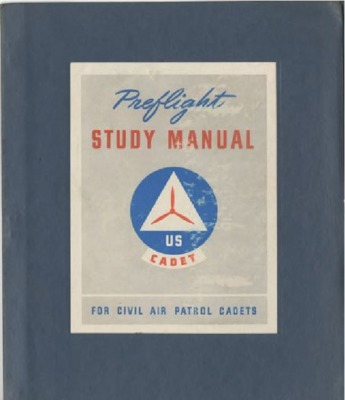 Preflight Study Manual for Civil Air Patrol Cadets