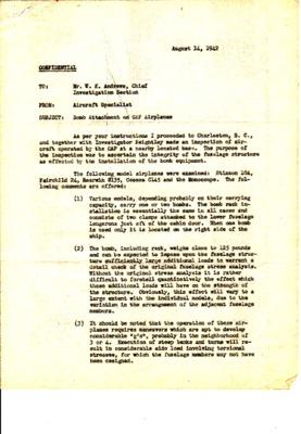 W.E. Koneczny to W.K. Andrews - Bomb Attachment on CAP Airplanes - 14 August 1942.pdf
