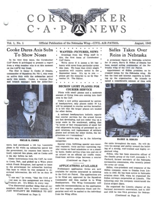 Cornhusker CAP News Vol. 1, No. 1 August, 1942.pdf