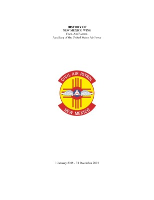 NM Wing Annual History 2018 (Reviewed).pdf