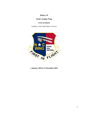 NC Wing Annual History 2018 (Reviewed).pdf
