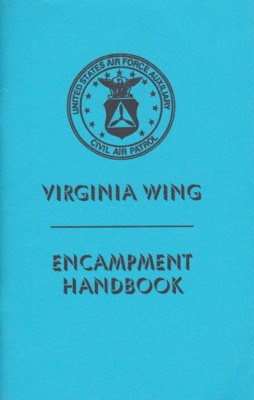 Virginia Wing Encampment Publications