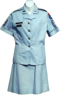 Female Cadet Summer Dress Uniform