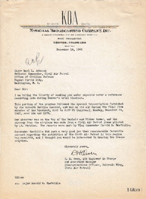 R.H. Owen to Earle L. Johnson - 19 December 1942.pdf