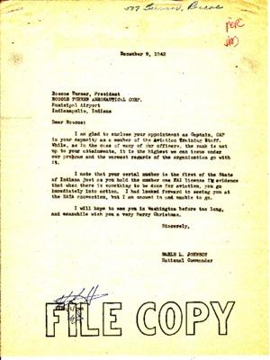Roscoe Turner to Earle Johnson - CAP Service - 3 December 1942.pdf