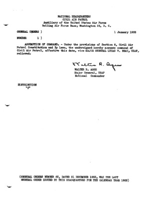 General Orders No. 1 January 1, 1956.pdf