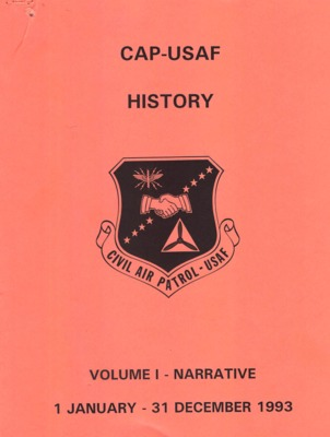 History of HQ. Civil Air Patrol - USAF, 1993.pdf
