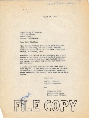 Earle L. Johnson to Philip H. Hinkley - 17 April 1943.pdf