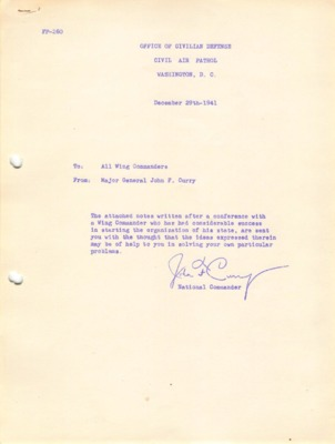 WWII Office of Civilian Defense Civil Air Patrol-Some ideas to make WIng Commanders' job easier and more efficient-Dec. 29, 1941.pdf